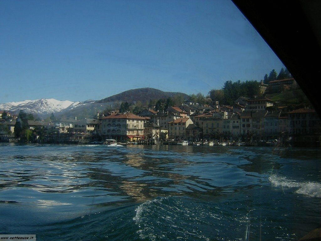 Lago D Orta Novara Guida E Foto Settemuse It