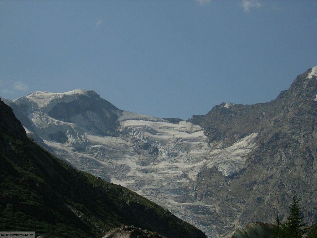 Macugnaga e ghiacciaio Belvedere