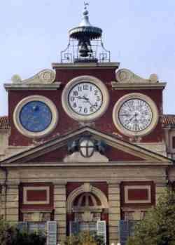 Alessandria - Facciata del Municipio