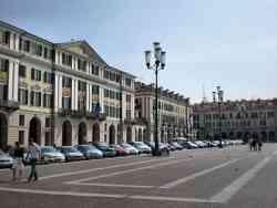 Cuneo - Piazza Galimberti