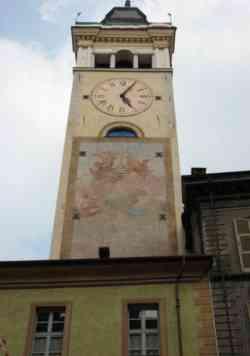 Cuneo -  Torre civica