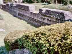 Novara - Mura romane