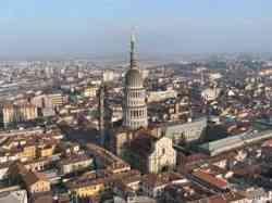 Novara - Panorama