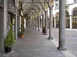 Novara - Portici