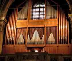 Stresa - Organo della Chiesa Parrocchiale