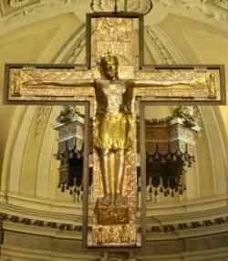 Vercelli - Crocefisso del Duomo