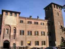 Vercelli - ex Castello, Palazzo del Tribunale
