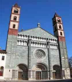 Vercelli - Basilica di Sant'Andrea