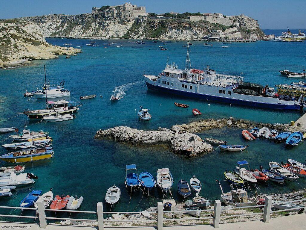 Isole Tremiti - Porto san Domino