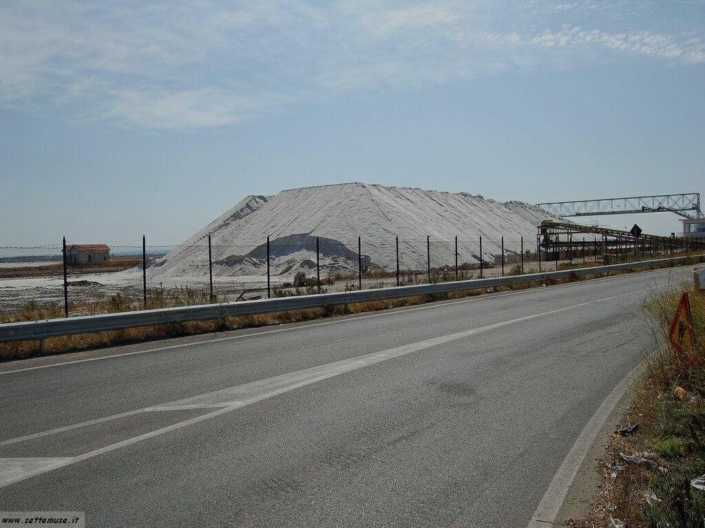 Foggia - Margherita di Savoia - la città del sale