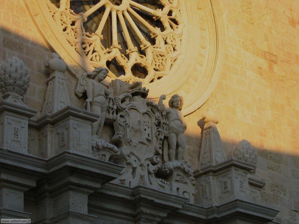 Facciata cattedrale