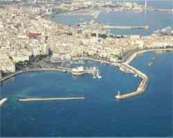 Porto di Bari - Foto Panoramica
