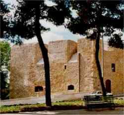 Brindisi- Bastione San Giacomo