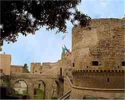 Brindisi - Castello Alfonsino