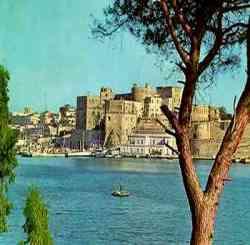 Brindisi - Castello Svevo