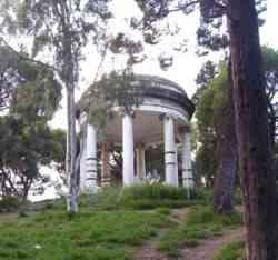 Foggia Tempietto della Villa Comunale