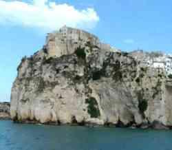 Gargano - Castello di Peschici
