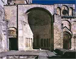 Monte Sant'Angelo - Abside di San Pietro