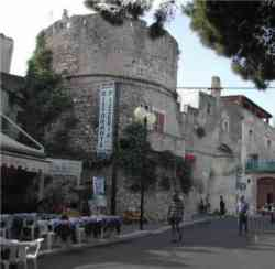 Peschici Castello