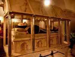 San Giovanni Rotondo - Cripta di Padre Pio