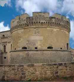 Otranto - Castello e fortificazioni