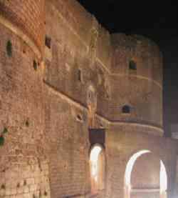 Otranto - Porta Alfonsina