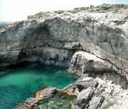 Santa Maria di Leuca - Grotte Punta Ristola