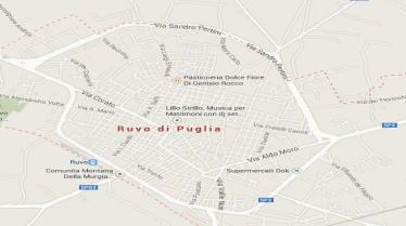 Ruvo Di Puglia Cartina.Ruvo Di Puglia Bari Come Arrivare Guida Storia E Foto