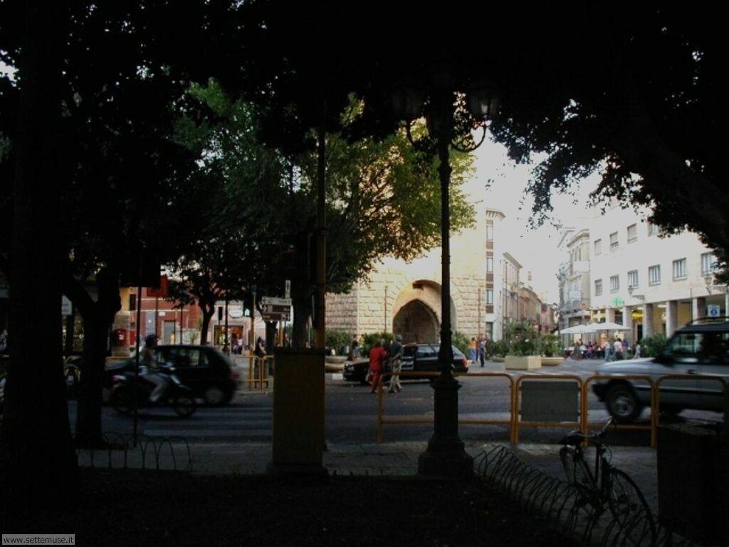 Oristano piazza roma