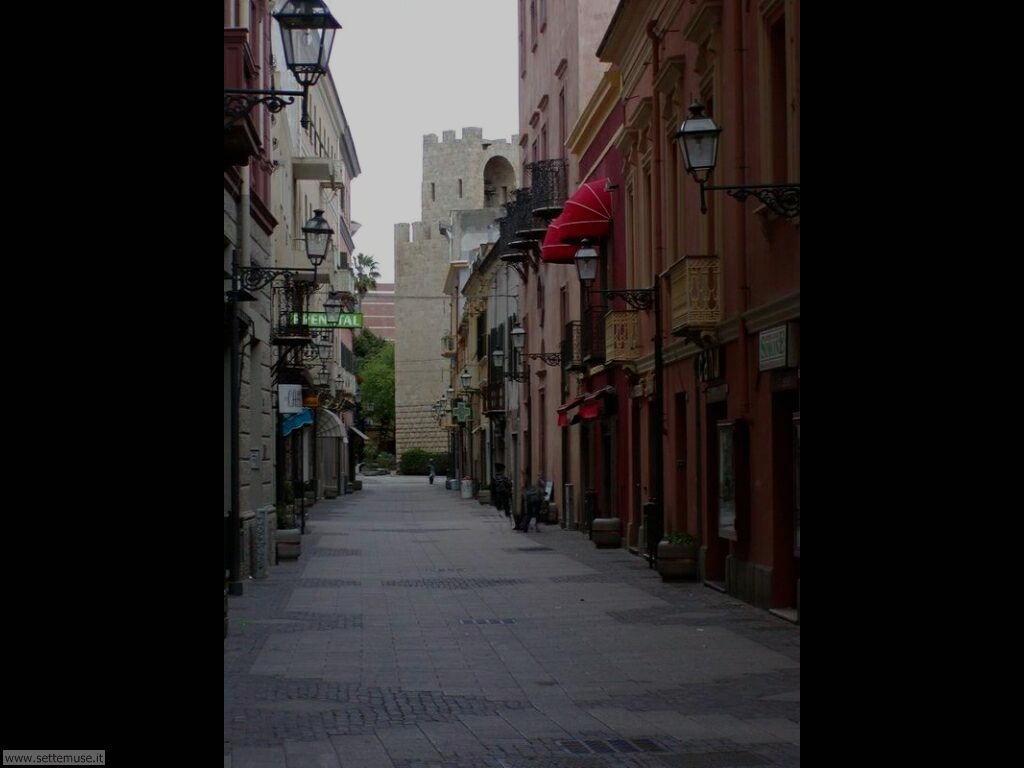 Oristano centro storico