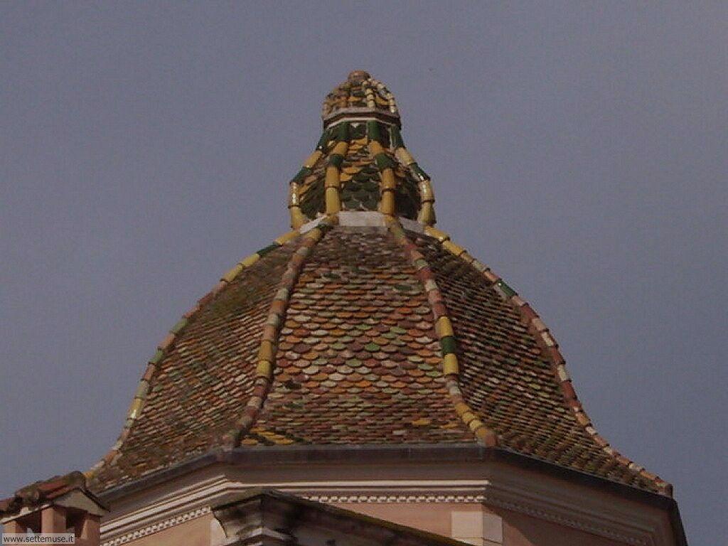 Oristano cupola carmine