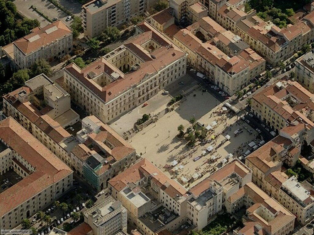 Sassari piazza Italia