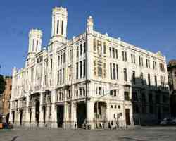 Cagliari - Palazzo del Municipio Vecchio