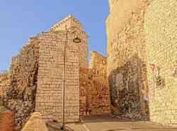 Cagliari - Porta S.Pancrazio (s'Avanzada)
