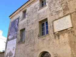 Nuoro - Casa natale di Grazia Deledda