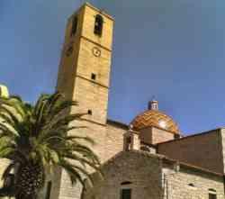 Olbia Chiesa di San Paolo