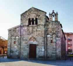 Olbia San Simplicio Basilica Minore