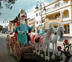 Palau - Carnevale