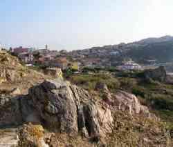 Santa Teresa di Gallura -Panorama da terra
