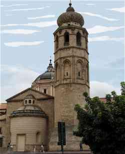 Oristano - Foto del Duomo