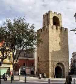 Oristano - Foto della Torre di San Cristoforo