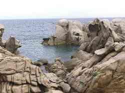 Le rocce di Capo Testa