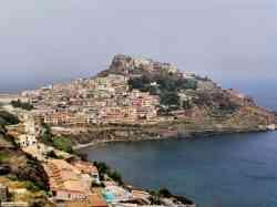 Castelsardo - Panorama sul Golfo dell'Asinara