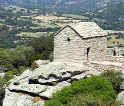 Luogosanto - Chiesetta di San Leonardo