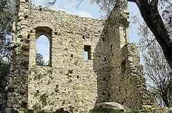 Luogosanto - Castello di re Baldo