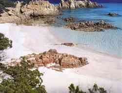 Sardegna - Isola di Budelli-