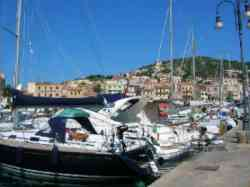 Sardegna - La Maddalena - Porto