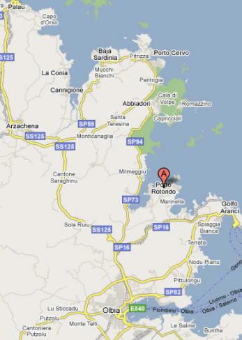 Cartina Sardegna Golfo Di Marinella.Porto Rotondo Sassari Guida E Foto