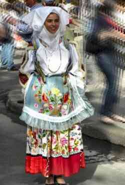 Sassari - Costume tradizionale