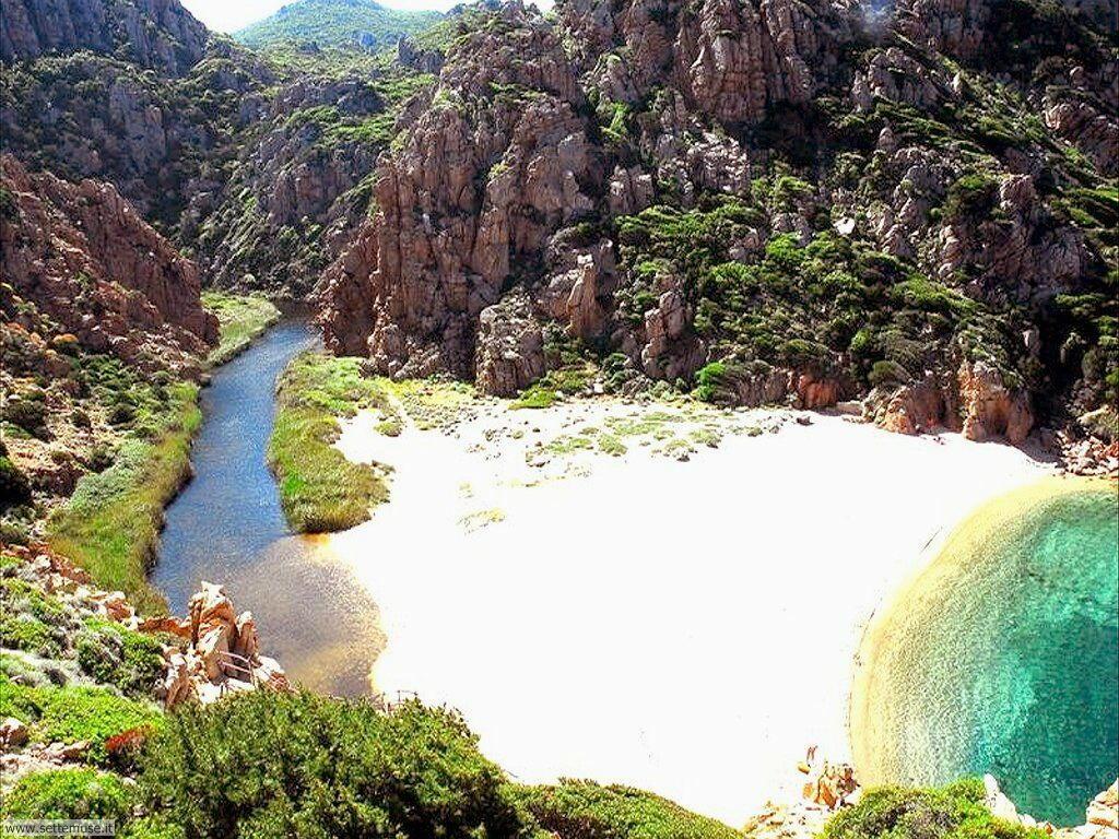 li cossi spiaggia costa paradiso